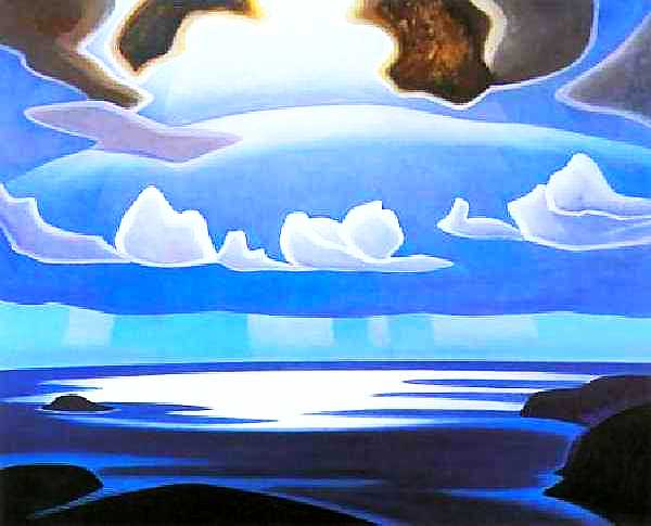 lawren harris the canadian artist Lawren stewart harris was an irrepressibly brilliant canadian artist and a founding member of the group of seven and the canadian group of painters.