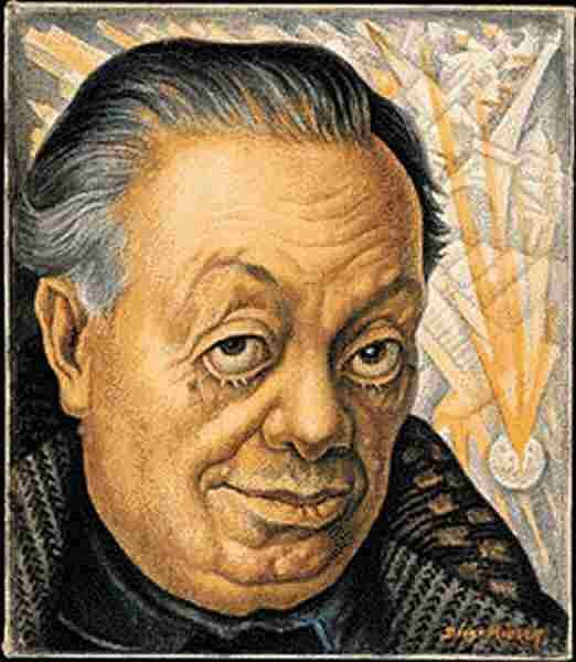 Diego Rivera Self Portrait Year Self-portrait diego riveraDiego Rivera Self Portrait Year